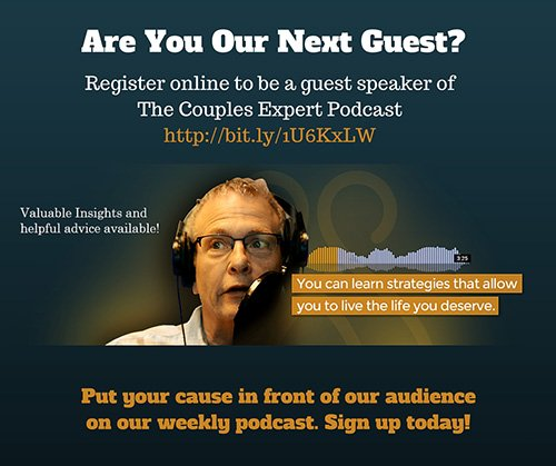 Podcast Guest Registration