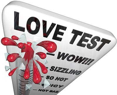 relationship check up and love test