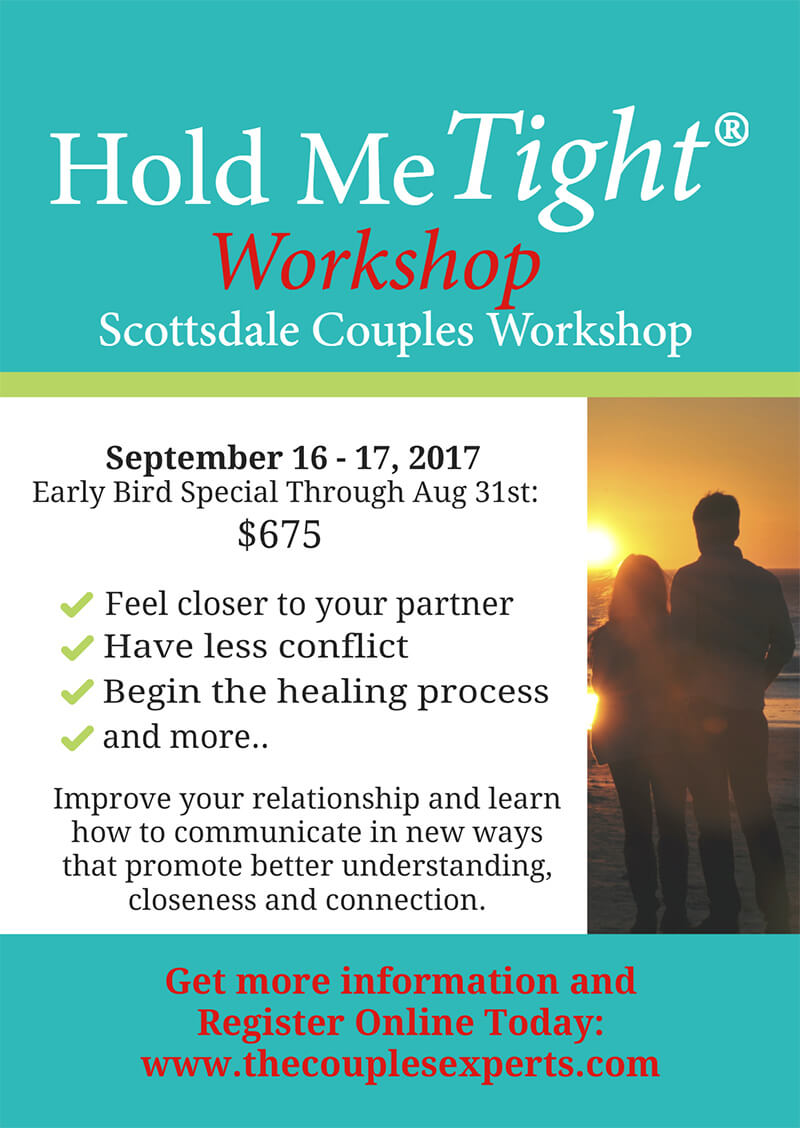 Hold Me Tight Workshop Scottsdale