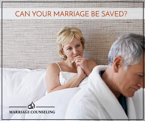 can marriage be saved Can marriage be saved by laura garcia our society must be increasingly dumbfounded by the catholic claim that marriage is a sacrament -- something holy, sacred, revelatory of god.