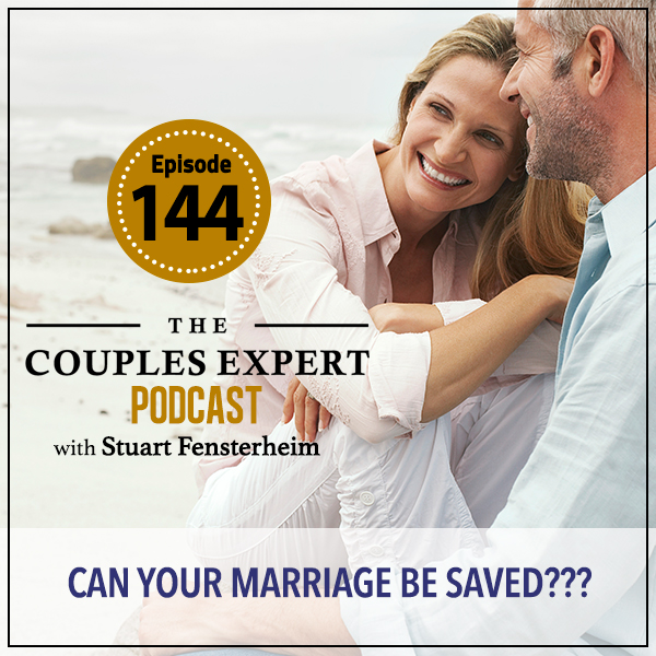 can your marriage be saved