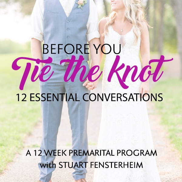 Before You Tie the Knot - Premarital Course