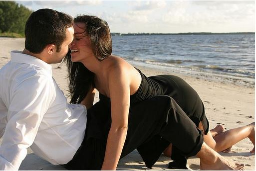 Share physical and emotional intimacy with your husband or wife