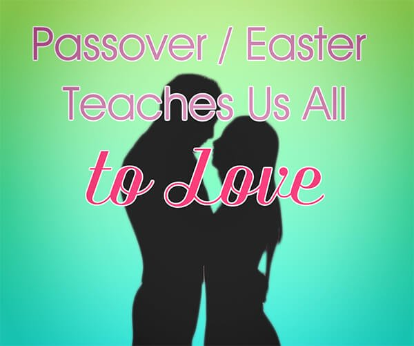 dating easter and passover