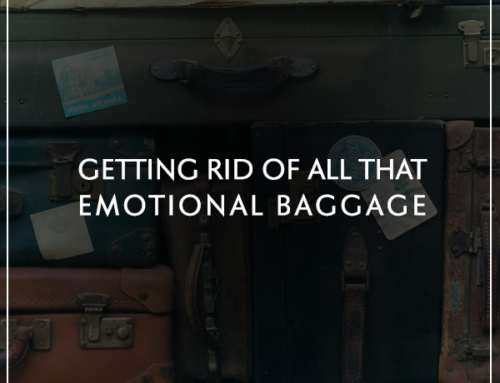 Getting Rid of All That Emotional Baggage