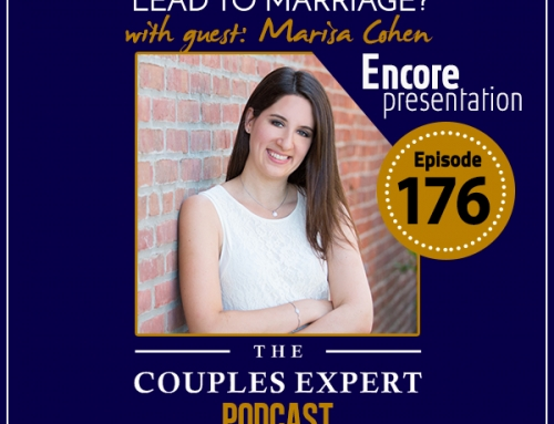 Can Online Dating Lead to Marriage? With Guest Marisa Cohen