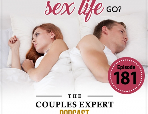 Where Did Our Sex Life Go?