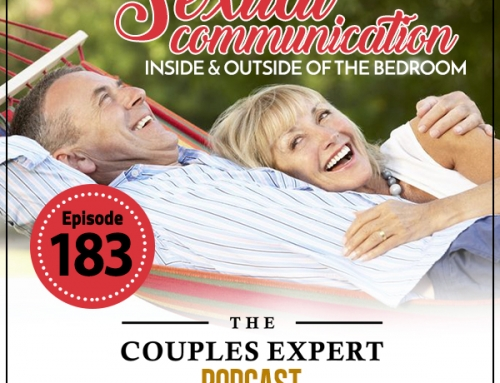 183 – Sexual Communication – Inside and Outside of the Bedroom