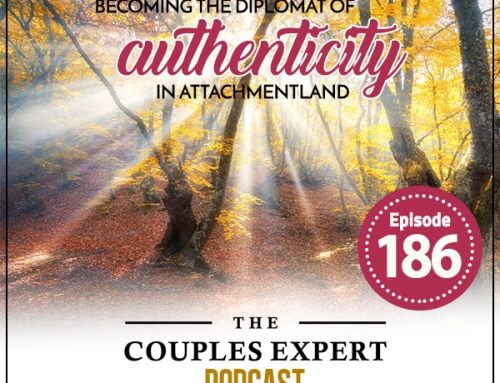 Becoming the Diplomat of Authenticity in Attachmentland