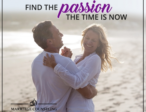 Find The Passion: The Time Is Now