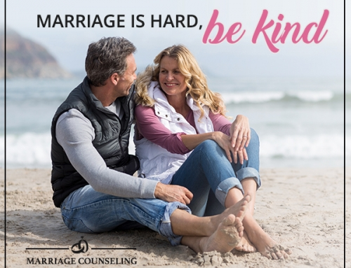 Marriage Is Hard, Be Kind