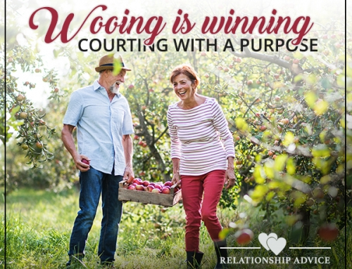 Wooing Is Winning: Courting With A Purpose
