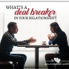 What's a deal breaker in your relationship?