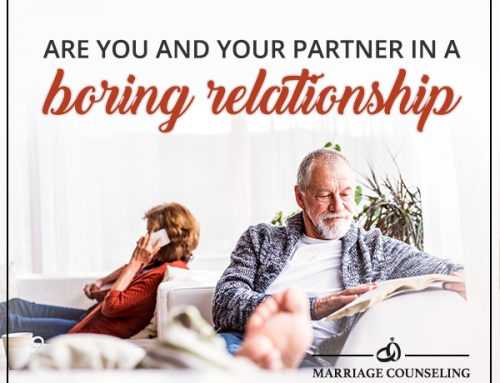 Are You and Your Partner In A Boring Relationship?