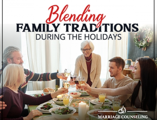 Blending Your Family Traditions at the Holidays