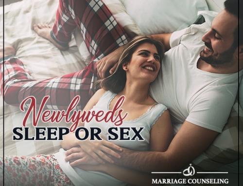 Newlyweds, Sleep or Sex? Life with Children