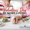 Valentine's day – Be more loving