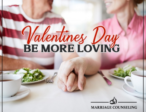 Valentine's day – Be more loving