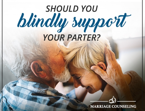 Should You Blindly Support Your Partner?