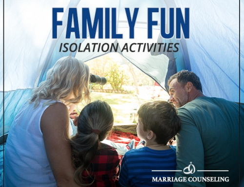 Family Fun: Isolation Activities